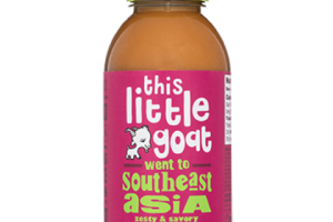 SOUTHEAST ASIA ZESTY & SAVORY EVERYTHING SAUCE