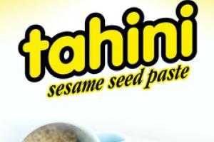 TAHINI SESAME SEED PASTE