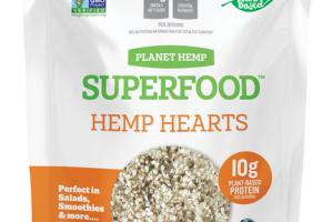 HEMP HEARTS WHOLE FOOD NUTRITION