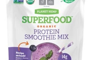 ORGANIC ORIGINAL PROTEIN SMOOTHIE MIX