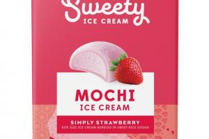 SIMPLY STRAWBERRY MOCHI ICE CREAM
