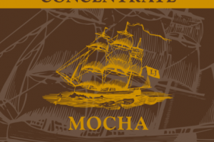 MOCHA CONCENTRATE COLD BREW COFFEE