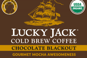 CHOCOLATE BLACKOUT COLD BREW COFFEE