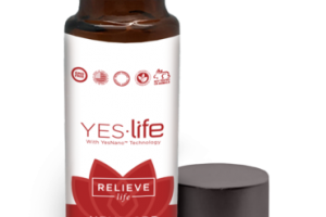 RELIEVE LIFE WATER-SOLUBLE BROAD SPECTRUM HEMP CBD 100 MG ROLL-ON