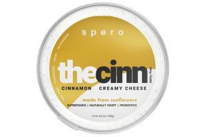 THE CINN CINNAMON CREAMY CHEESE