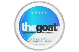 THE GOAT ALTNERNATIVE GOAT CHEESE