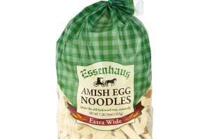 AMISH EGG EXTRA WIDE NOODLES