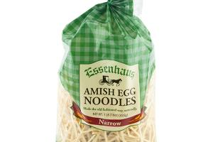 NARROW AMISH EGG NOODLES