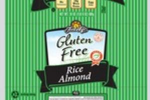 RICE ALMOND GLUTEN FREE BREAD