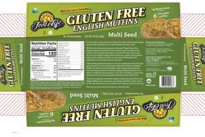 GLUTEN FREE MULTI SEED ENGLISH MUFFINS