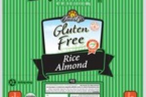 RICE ALMOND BREAD