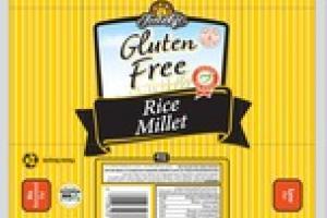 RICE MILLET GLUTEN FREE BREAD