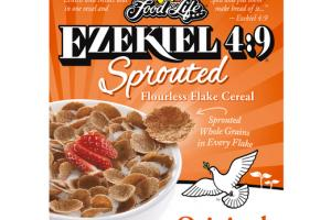 ORIGINAL SPROUTED FLOURLESS FLAKE CEREAL