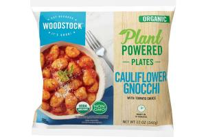 ORGANIC CAULIFLOWER GNOCCHI WITH TOMATO SAUCE