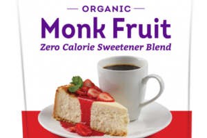 MONK FRUIT ORGANIC SWEETENER BLEND