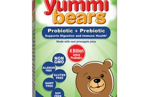 PROBIOTIC + PREBIOTIC SUPPORTS DIGESTION AND IMMUNE HEALTH GUMMY VITAMIN DIETARY SUPPLEMENT, THE ORIGINAL, PINEAPPLE