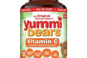 THE ORIGINAL GUMMY VITAMIN YUMMI BEARS DIETARY SUPPLEMENT
