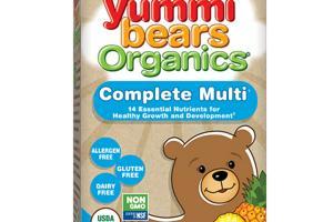 COMPLETE MULTI YUMMI BEARS ORGANICS DIETARY SUPPLEMENT
