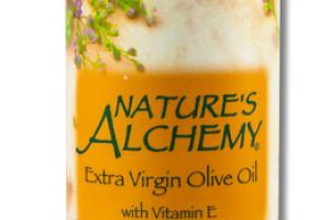 EXTRA VIRGIN OLIVE OIL WITH VITAMIN E