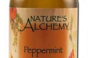 100% PURE ESSENTIAL OIL PEPPERMINT