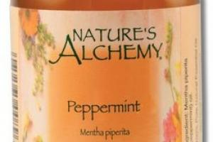 100% PURE NATURAL ESSENTIAL OIL PEPPERMINT