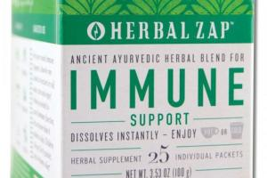 ANCIENT AYURVEDIC HERBAL BLEND FOR IMMUNE SUPPORT HERBAL SUPPLEMENT