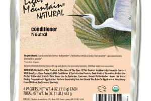 NATURAL CONDITIONER NEUTRAL