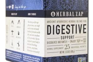 ANCIENT AYURVEDIC HERBAL BLEND FOR DIGESTIVE SUPPORT HERBAL SUPPLEMENT