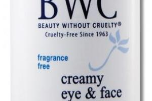 EXTRA GENTLE CREAMY EYE & FACE MAKEUP REMOVER