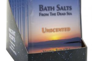 BATH SALTS UNSCENTED