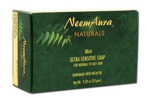 NATURALS ULTRA-SENSITIVE SOAP MINT