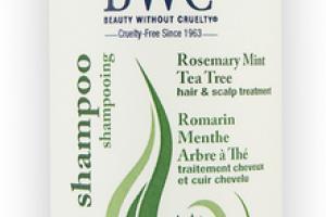 HAIR & SCALP TREATMENT TEA TREE SHAMPOO ROSEMARY MINT