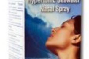 BREATHE AGAIN HYPERTONIC SEAWATER NASAL SPRAY