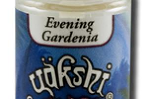 NATURALS BOTANICAL FRAGRANCES EVENING GARDENIA