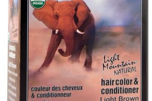HAIRCOLOR & CONDITIONER LIGHT BROWN