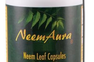 NATURALS NEEM LEAF DIETARY SUPPLEMENT VEGETARIAN CAPSULES