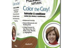 NATURAL HAIRCOLOR & CONDITIONER AUBURN