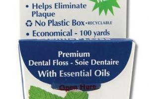 PREMIUM DENTAL FLOSS, MINT
