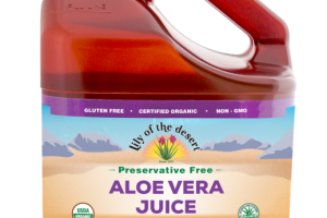 PRESERVATIVE FREE ALOE VERA A DIETARY SUPPLEMENT JUICE