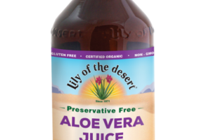 ALOE VERA JUICE INNER FILLET A DIETARY SUPPLEMENT