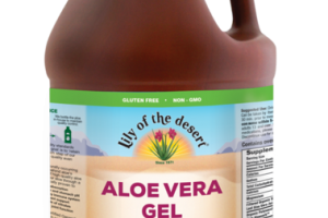 WHOLE LEAF FILTERED ALOE VERA GEL DIETARY SUPPLEMENT