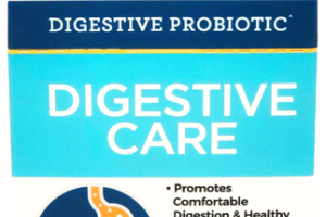 DIGESTIVE PROBIOTIC CARE DIETARY SUPPLEMENT STICK PACKS, ORANGE