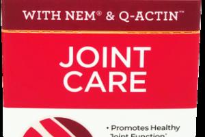 JOINT CARE WITH NEM & Q-ACTIN DIETARY SUPPLEMENT STICK PACKS, RASPBERRY LEMONADE