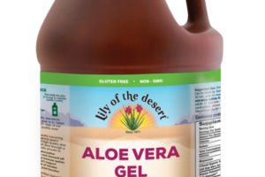ALOE VERA GEL INNER FILLET A DIETARY SUPPLEMENT