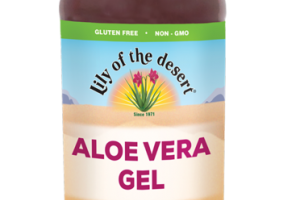 WHOLE LEAF FILTERED ALOE VERA A DIETARY SUPPLEMENT GEL