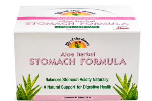 STOMACH FORMULA ALOE HERBAL DIETARY SUPPLEMENT