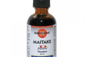 MAITAKE SUPPORTS HEALTHY IMMUNE SYSTEM DIETARY SUPPLEMENTS