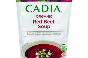 ORGANIC RED BEET SOUP