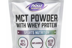 UNFLAVORED MCT POWDER WITH WHEY PROTEIN