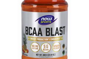 BCAA BLAST SPORTS RECOVERY* DIETARY SUPPLEMENT TROPICAL PUNCH